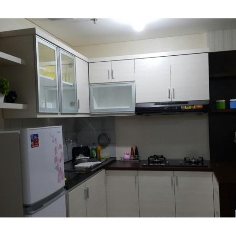 Disewakan Unit Condominium Greenbay 1 kamar view city tower J
