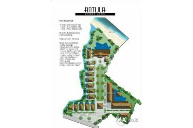 Tanah Loss Pantai di Pantai Soka 4Ha Konsep Resort 4443398