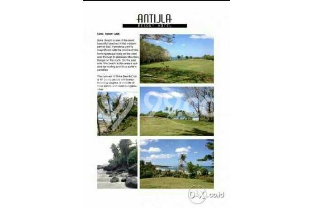 Tanah Loss Pantai di Pantai Soka 4Ha Konsep Resort 4443400