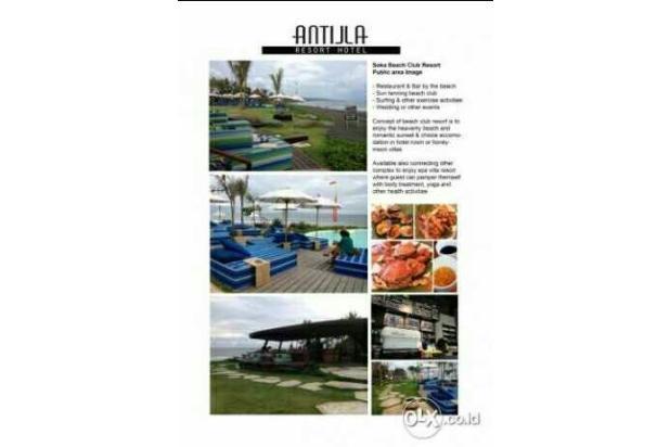 Tanah Loss Pantai di Pantai Soka 4Ha Konsep Resort 4443414