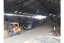 Jual Pabrik+Gudang STRATEGIS Kayu Jatirejo Mojokerto Lokasi NOL Jalan