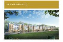 Dijual Gedung Kantor di Foresta Business Loft 5 BSD CITY
