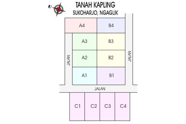 Bagi Untung 25 %, BUY BACK GUARANTEE: Kapling Taman Asoka 17995878