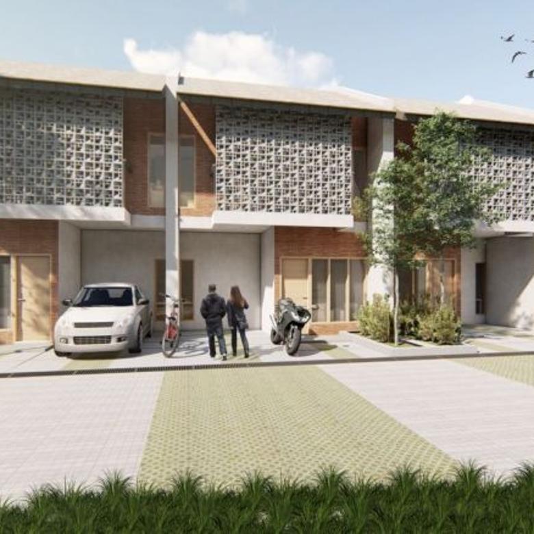 Rumah terlaris modern minimalis di Setiabudi Bandung