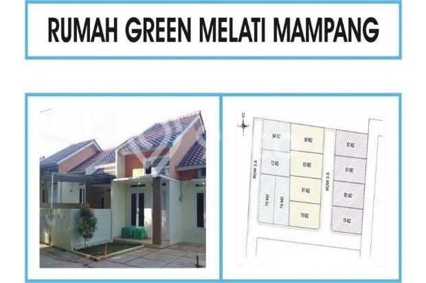Perumahan KPR TANPA DP di Mampang Mas: Mudah! 14317379