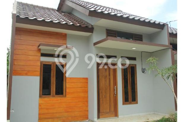 KPR DP 0 % Rumah 300 Jutaan di Depok, Dukungan Perbankan 16049114