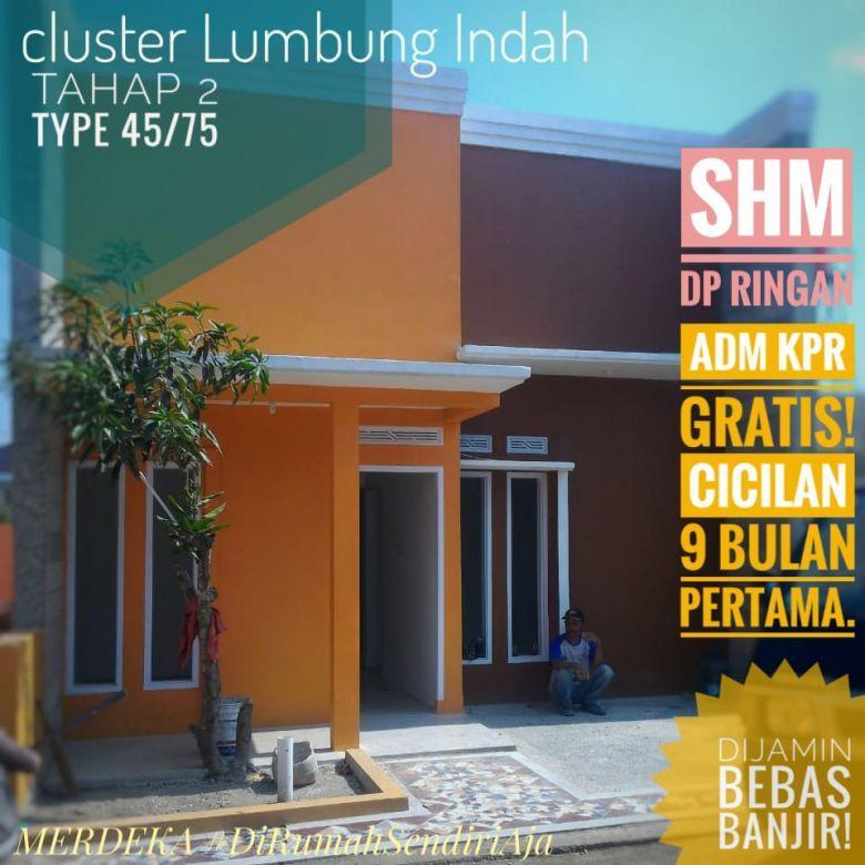 Rumah Jatinangor Bandung Sumedang dekat kampus Itb Stpdn Unpad