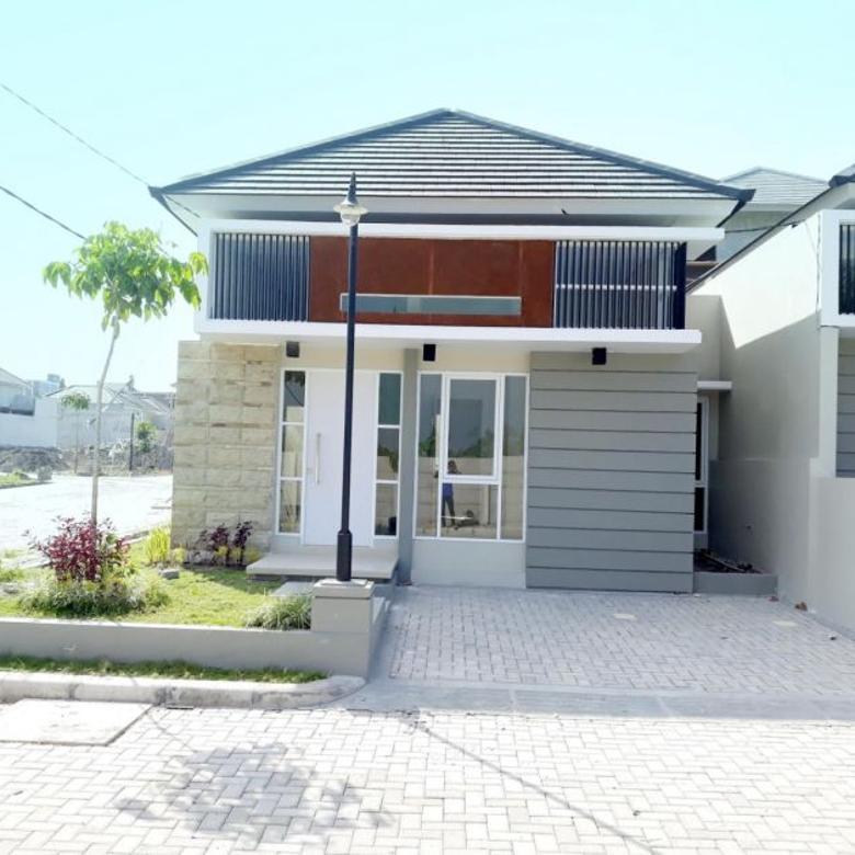 Dijual Rumah Mewah Type 60/125 di Pusat Bisnis Kota Mataram