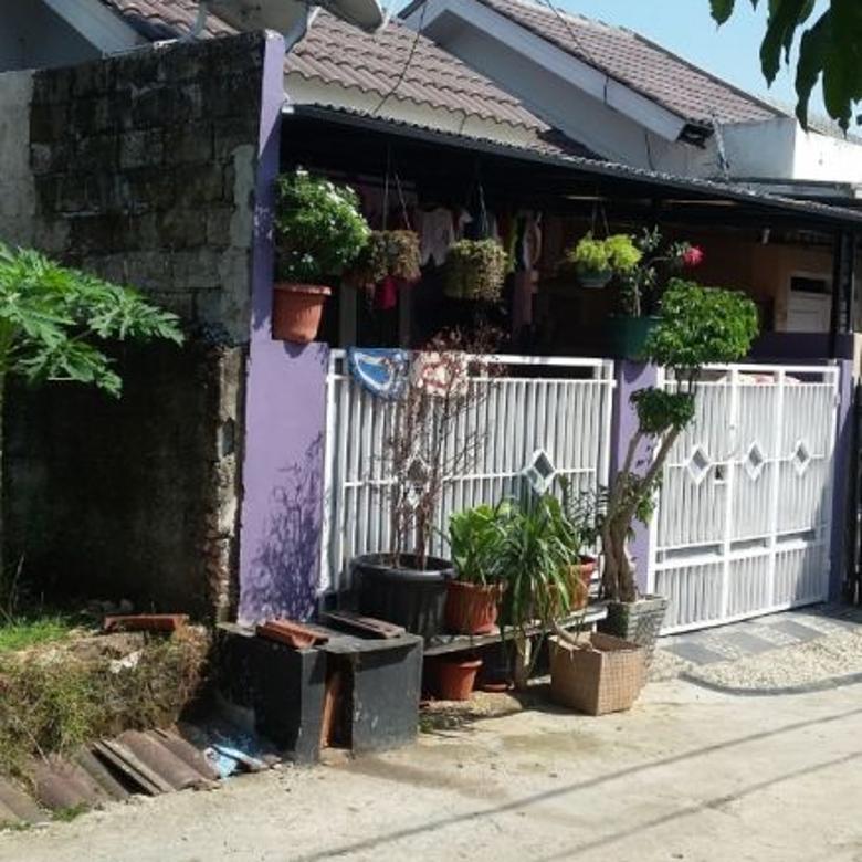 7 Menit Kestasiun Bojong Gede,Rumah di Pemda Cibinong
