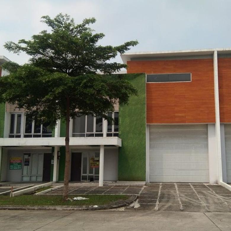Gudang Modern Baru dan Strategis di Cikupa Tangerang