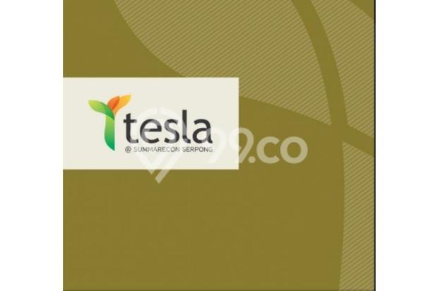 Dijual Rumah Strategis di Summarecon Serpong Culster Tesla Tangerang 6486004