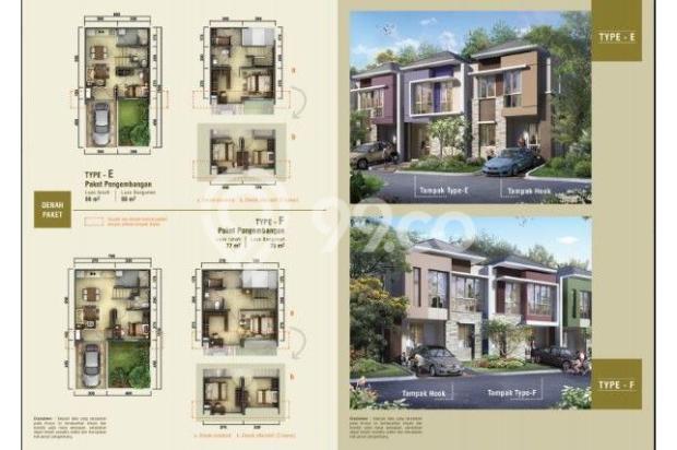 Dijual Rumah Strategis di Summarecon Serpong Culster Tesla Tangerang 6486002