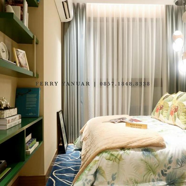 ELEVEE! Pertama di Indonesia! Apartemen Rasa Rumah - Alam Sutera tawarkan Apartemen Eksklusif Bernuansa New York