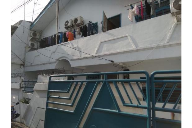 rumah kost sederhana 2 lantai di tanjung duren, jakarta barat