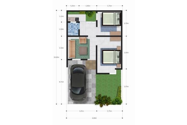 Rp249jt Rumah Dijual