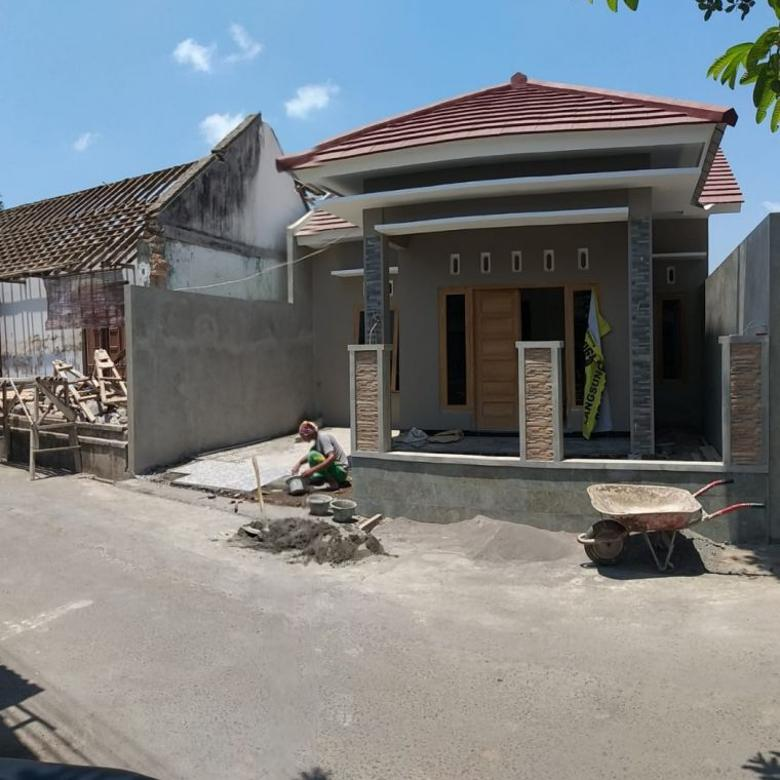 Jual Rumah Siap Huni Di Yogyakarta Dekat SMA N 1 Godean