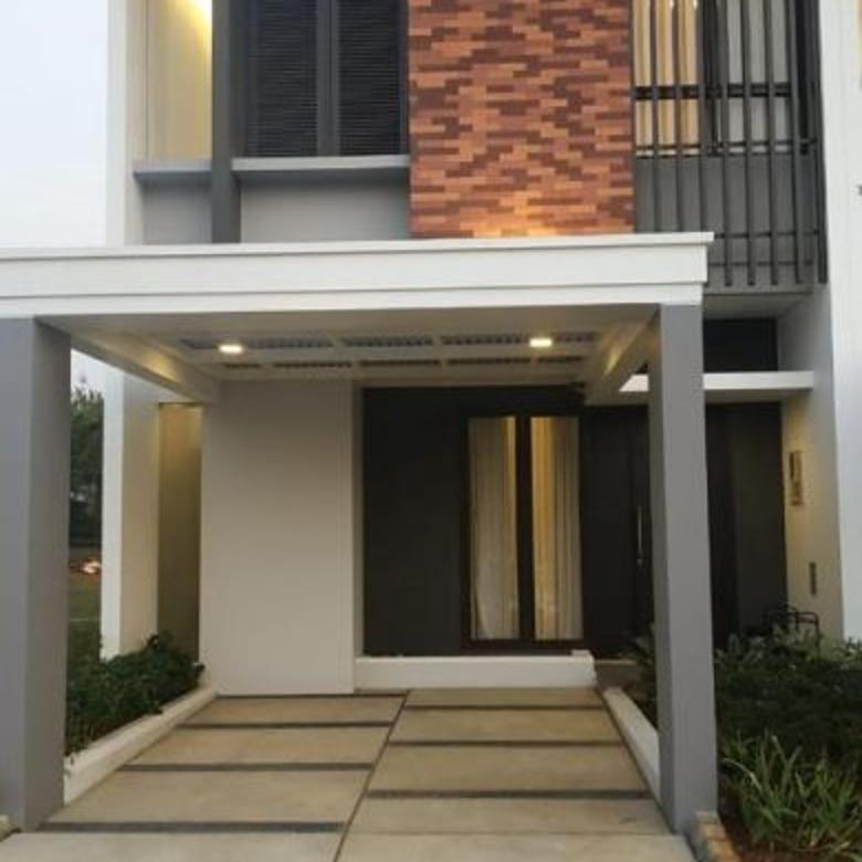 Rumah Baru, Indent, Kota Mandiri, Cimanggis Golf Estate