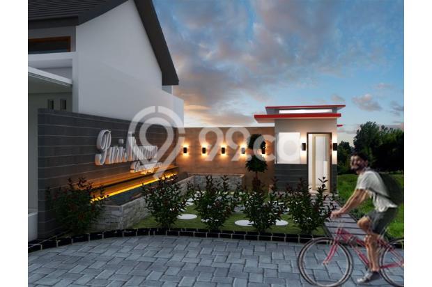 rumah dijual desain modern 200 jutaan bisa KPR 14317649