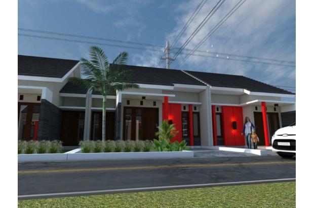 rumah dijual desain modern 200 jutaan bisa KPR 14317652