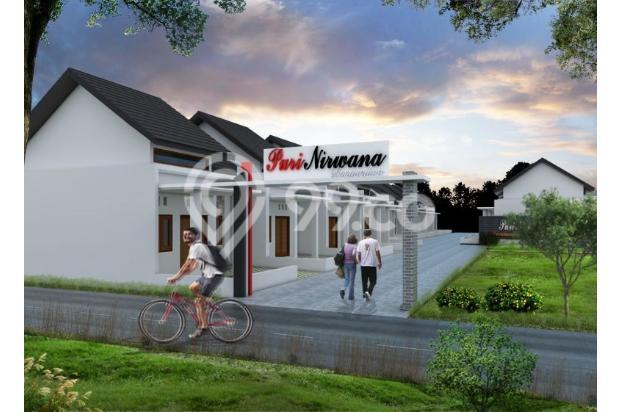 rumah dijual desain modern 200 jutaan bisa KPR 14317653
