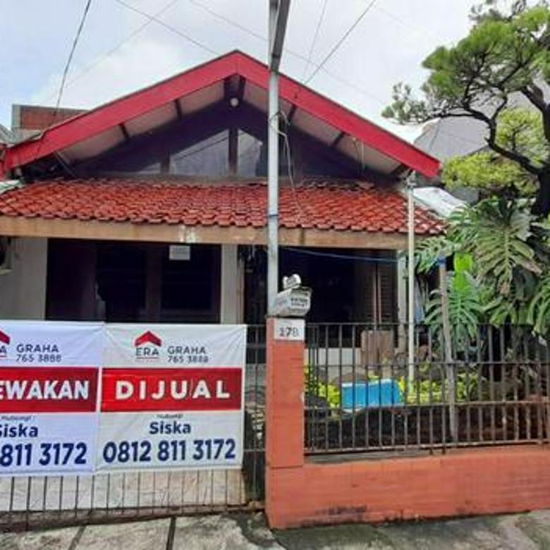 Rumah Lama Hitung Tanah, Lokasi Best, Tidak Banjir Di Haji Muhi Pondok Pinang