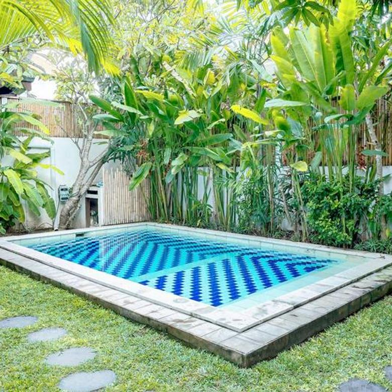 3bedrooms Tropical Villa for 8years Lease