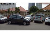KODE :05810(Sn/Jf)Rumah Dijual Jakarta Pusat, Hadap Timur, Luas 22x37 Meter