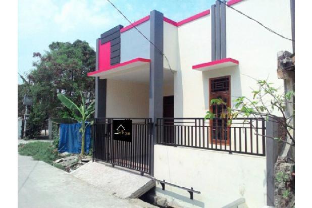 rumah minimalis siap huni di pondok ungu permai bisa kpr