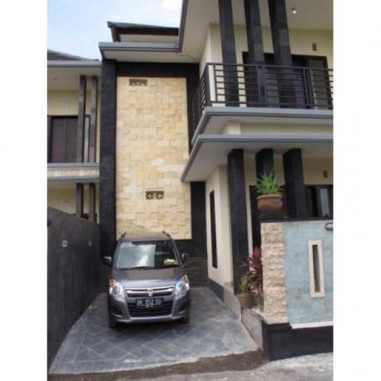 Dijual Rumah Baru 2 Lantai di Griya Kencana Residence, Bali PR887