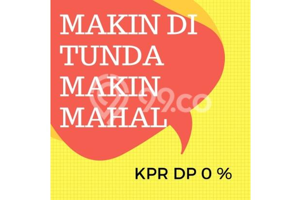 Akses Jalan Aspal, Bisa KPR Tanpa DP 17993884