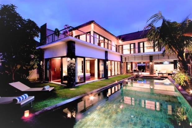Rp9,5mily Vila Dijual