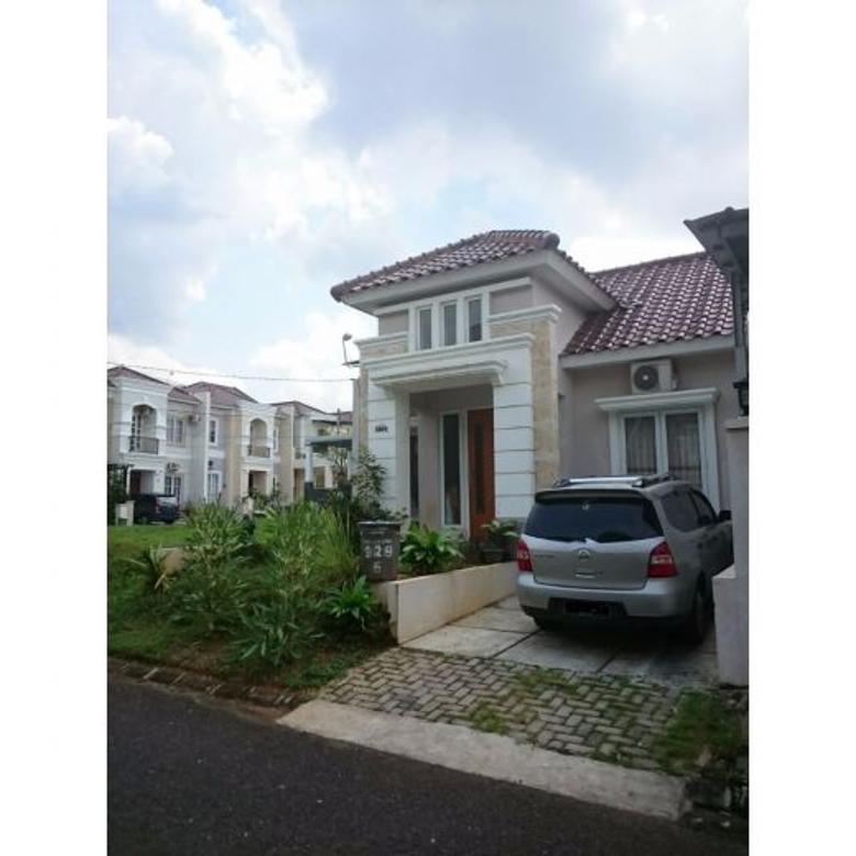 Rumah disewakan Citra Garden Lampung