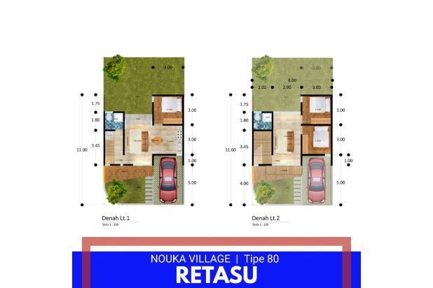 Rp726jt Rumah Dijual