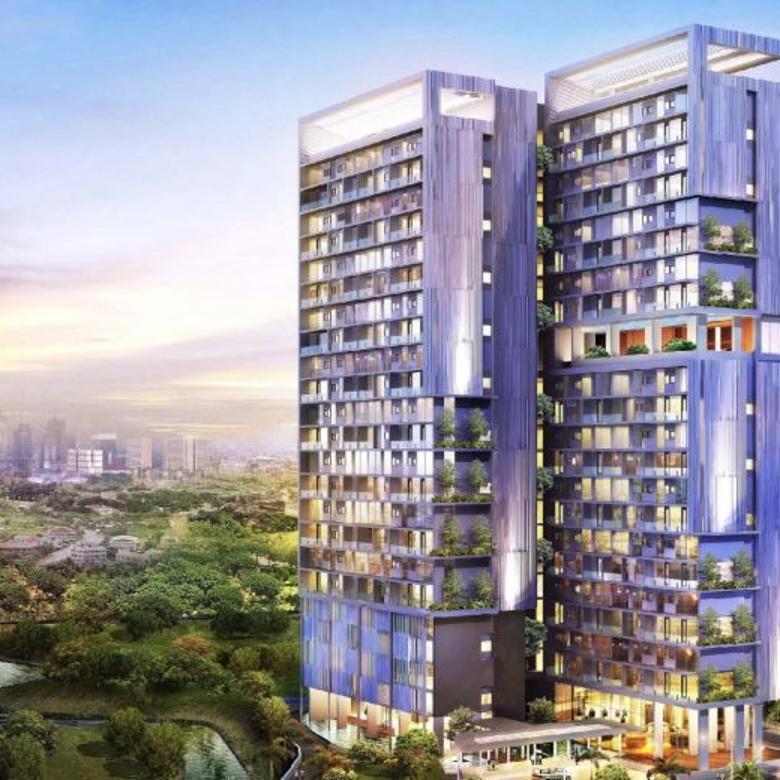 Over Credit Apartemen Satu8 Residences