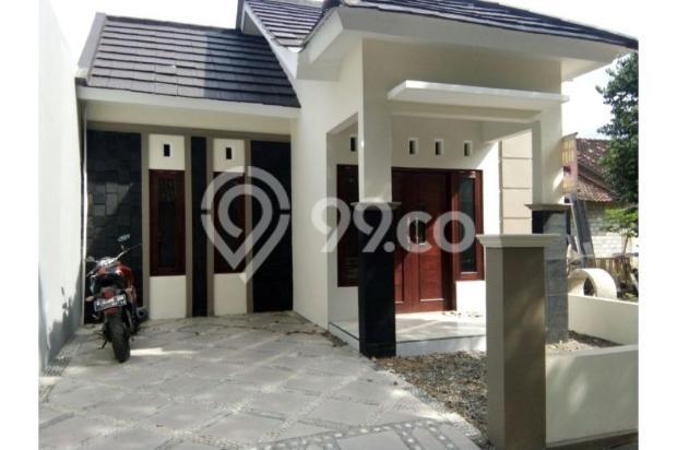 Rumah Minimalis Bangunan Baru dekat Jogja Bay Stadion Maguwoharjo 12298970