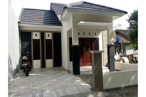 Rumah Minimalis Bangunan Baru dekat Jogja Bay Stadion Maguwoharjo 12298971