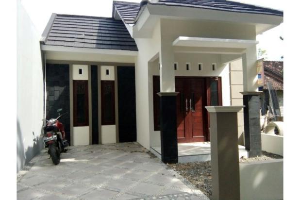 Rumah Minimalis Bangunan Baru dekat Jogja Bay Stadion Maguwoharjo 12298972