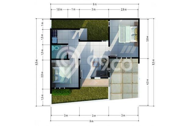 DP RINGAN 10 JUTA ALL-IN BISA KPR RUMAH BARU 16049967