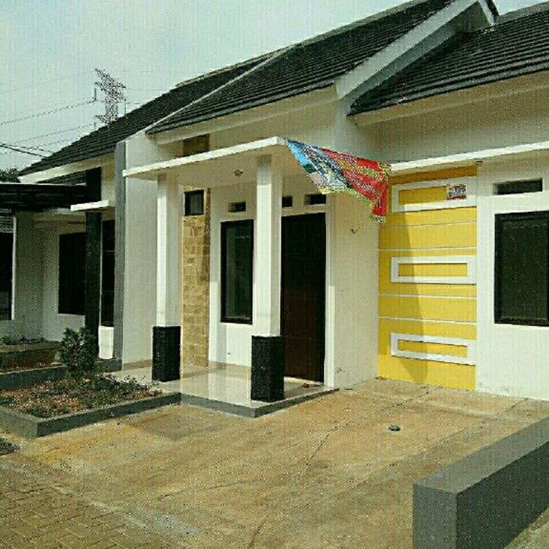 Rumah murah kpr dekat Station LRT Cibubur