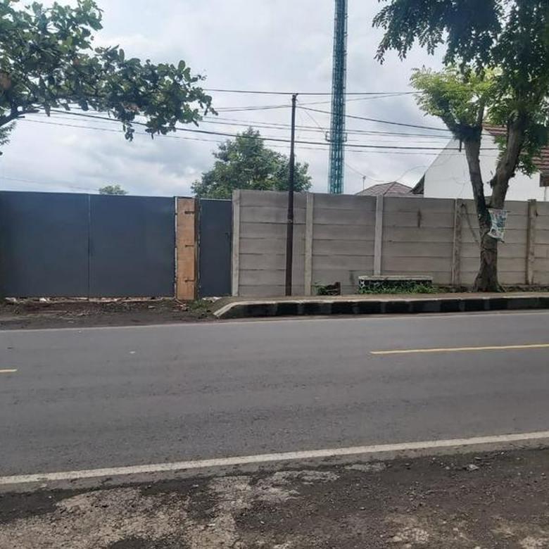 Tanah Strategis di Jalan Utama Kota Sumedang