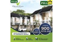 Di Jual Rumah Baru Grand Vivo Surabaya