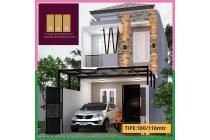 DP 5% SAJA Rumah 2 Lantai Siap Huni Di Medokan Ayu Surabaya