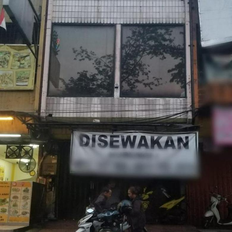 Ruko Kelapa Gading Boulevard Raya Jakarta Utara, Cocok Untuk Resto