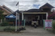 Rumah di Jl. Banteng buat Usaha Kota Palu
