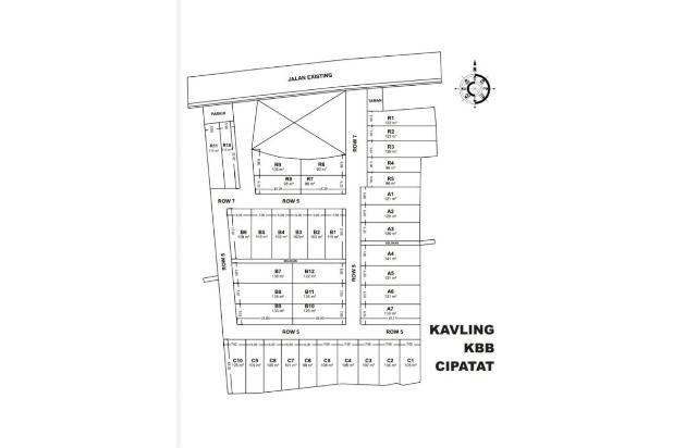 Rp179jt Tanah Dijual