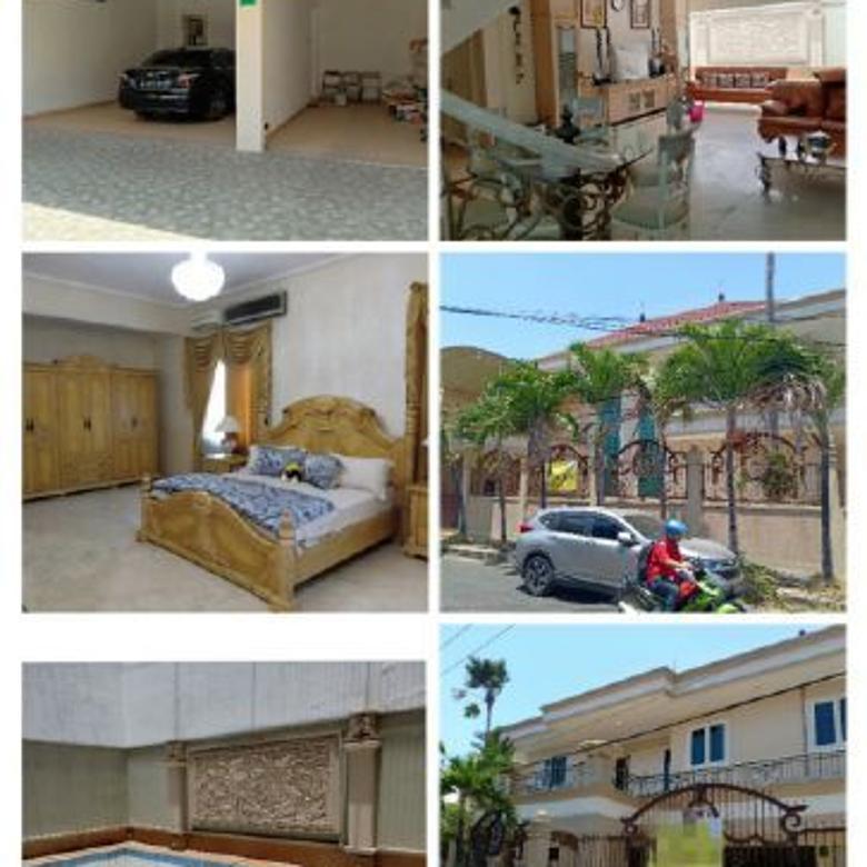 Dijual Rumah Mewah Minimalis di Darmo Permai Selatan Surabaya