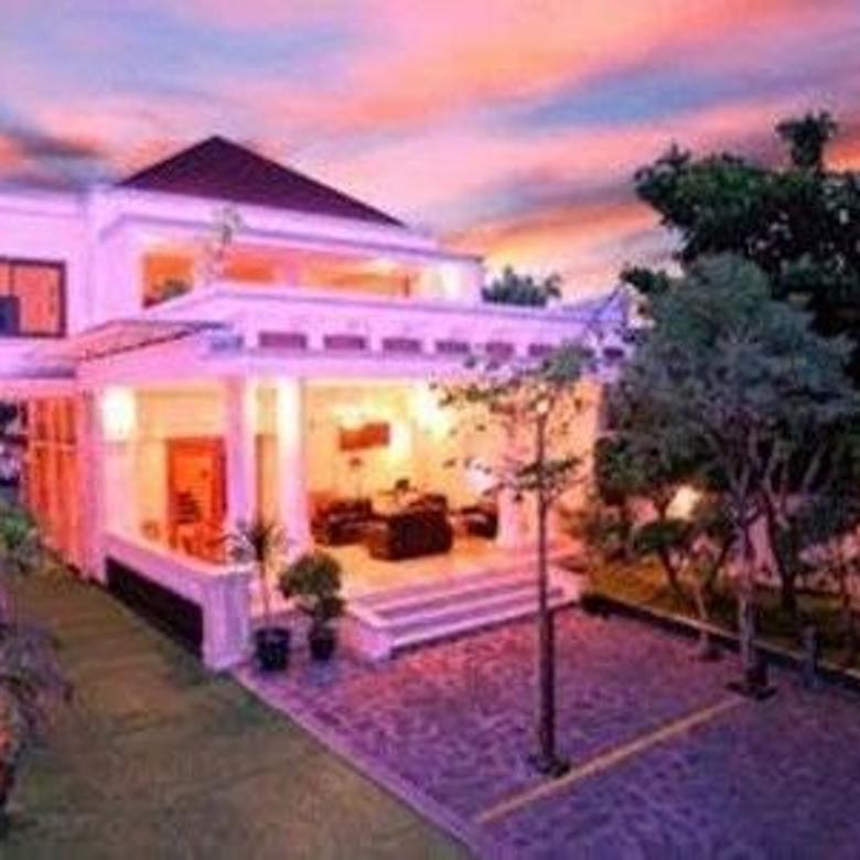 Hotel Exlusive dijual dekat Keraton Yogyakarta
