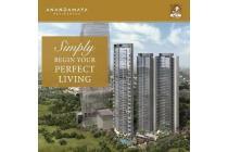 Dijual Apartemen 2br murah Anandamaya Residence