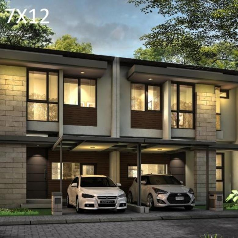 Rumah Murah Type 7x12 Cluster Askhara Vanya Park BSD City