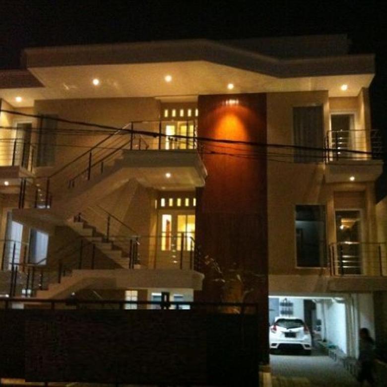 Dijual Rumah Kos Bagus kamar selalu terisi penuh lokasi SBY